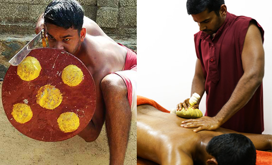 warrior healer